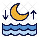 Tide Sea Water Icon
