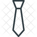 Tie Business Outfit Icon