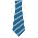 Tie Man Business Icon