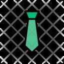 Tie Professional Dress Icon