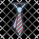 Tie Color Icon