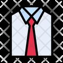 Tie Shirt Cloth Icon