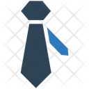Business Financial Tie Icon