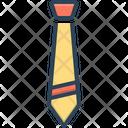 Tie Apparel Man Icon