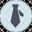 Business Tie Dress Icon