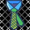 Tie Dress Code Formal Dress Icon