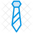 Tie Fashion Office Icon