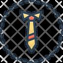 Tie Necktie Garment Icon
