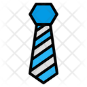 Tie Businessman Professional Icon
