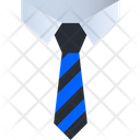 Tie Professional Dress Formal Dress Icon