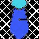 Tie Suit Fashion Icon