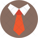 Shirt Tie Formal Icon