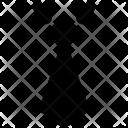 Double Windsor Tie Icon