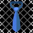 Wide Tie Dress Icon