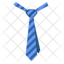 Tie Fashion Dress Icon