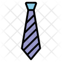 Neck Tie Dressing Icon