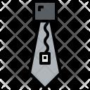 Tie Cloth Clothe Icon