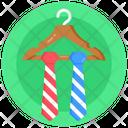 Tie Rack Tie Hanger Necktie Icon