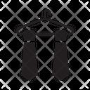 Ties Tie Uniform Icon