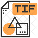 Tif Type File Icon