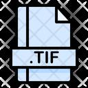 Tif File File Extension Icon