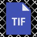 Tif File Extension Icon