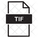 Tif Document File Icon