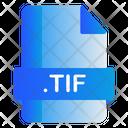 Tif Extension File Icon
