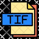 Tif File File Type Icon
