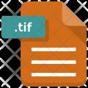 Tif File Sheet Icon