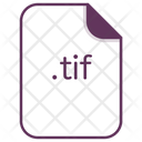 Tif File Document Icon