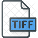 Tiff Design File Icon