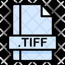 Tiff File File Extension Icon