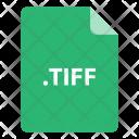 Tiff File Format Icon