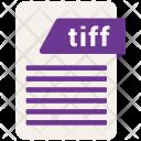 Tiff Format File Icon