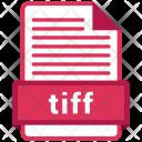 Tiff File Formats Icon