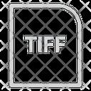 Tiff Extension File Icon