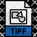 Tiff File Tiff File Format Icon