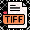 Tiff File Type File Format Icon