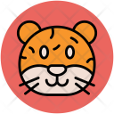 Tiger Leopard Jaguar Icon