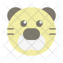 Tiger Animal Wild Icon