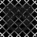 Animal Chinese Mammal Icon