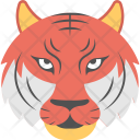 Fierce Tiger Red Icon