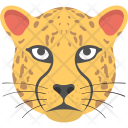 Tigress Face Aggressive Icon