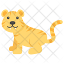 Lion Tiger Leopard Icon