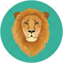 Tiger Forest Animal Icon