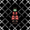 Tiger Beetle Icon
