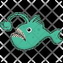 Tigerfish Fish Cartoon Fish Icon