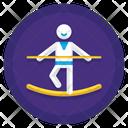 Tightrope Walker Icon