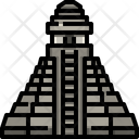 Tikal Guatemala Guatemala Landmark Icon
